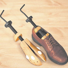 Unisex 2-way Adjustable Wooden Shoe Stretcher Shoe Expander
