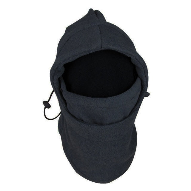 Win ter warm Fleece beanies hats for men skull bandana neck warmer balaclava face mask Wargame Special Forces Mask 2019