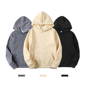BOLUBAO Fashion Brand Men's Hoodies 2019 Spring Autumn Male Casual Hoodies Sweatshirts Men's Solid Color Hoodies Sweatshirt Tops