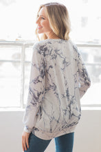 Load image into Gallery viewer, Marble-ous Me Sweater - Ivory - SALE!