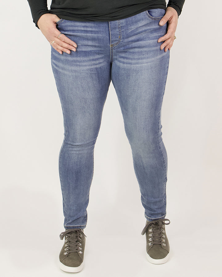 Grace & Lace Classic Mid Rise Jeggings - SALE!