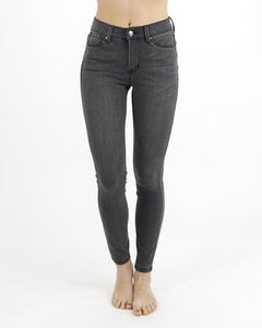Grace & Lace Ultra Soft Flex Jeggings - Washed Grey - SALE!