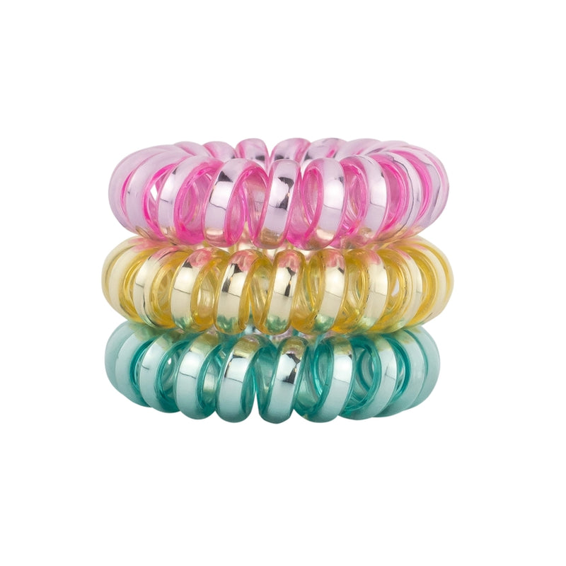 Hotline Mini Hair Ties - Macaron Set