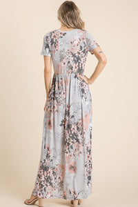 Reese Maxi - Light Grey - SALE!