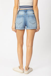 Hazel High Rise Short by KanCan - SALE!
