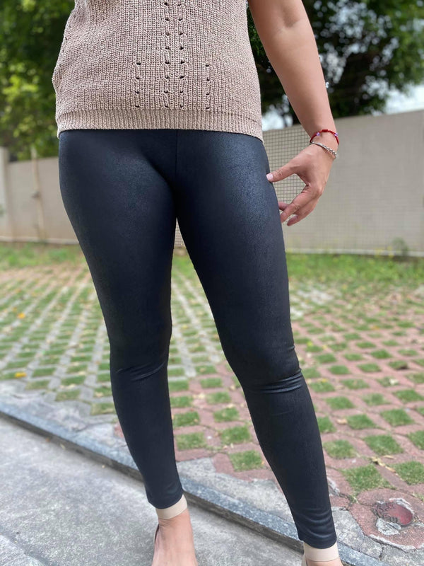 Pebble Leggings - Black