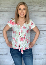 Load image into Gallery viewer, Emma Button Down  - Ivory - SALE!