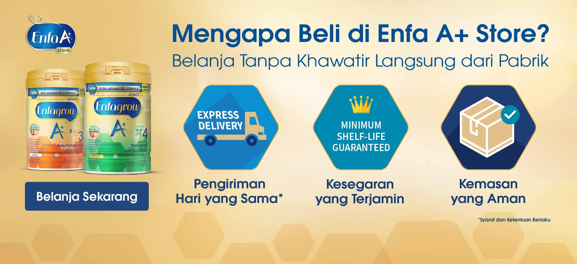 Enfa A+ Store Indonesia