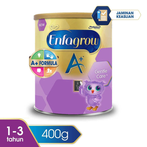 Enfagrow A+ Gentle Care Susu Tin - 400 g