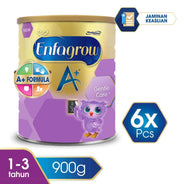 Enfagrow A+ Gentle Care Susu Tin - 900 g (6x900g)