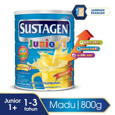 Sustagen Junior Madu tin - 800 g