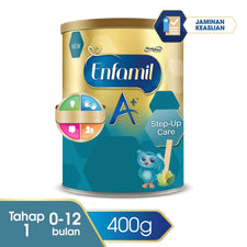 Enfamil A+ Step Up Care Susu Bayi Prematur Tin - 400 g