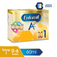 Enfamil A+ Susu Formula Ready To Use - 60 ml (6 pcs)