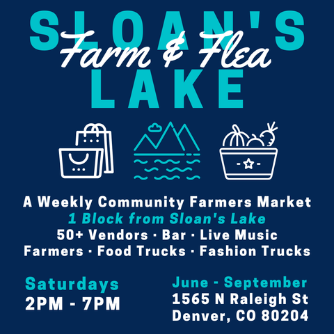 Sloans Lake Farm & Flea, 5280Holistics Event