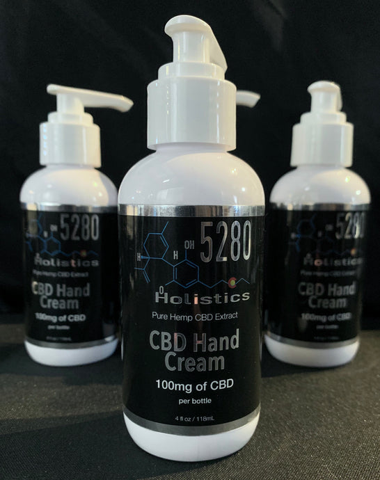 100mg CBD Hand Cream