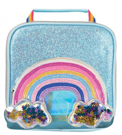 Rainbow, Stars & Glitter Lunch Tote