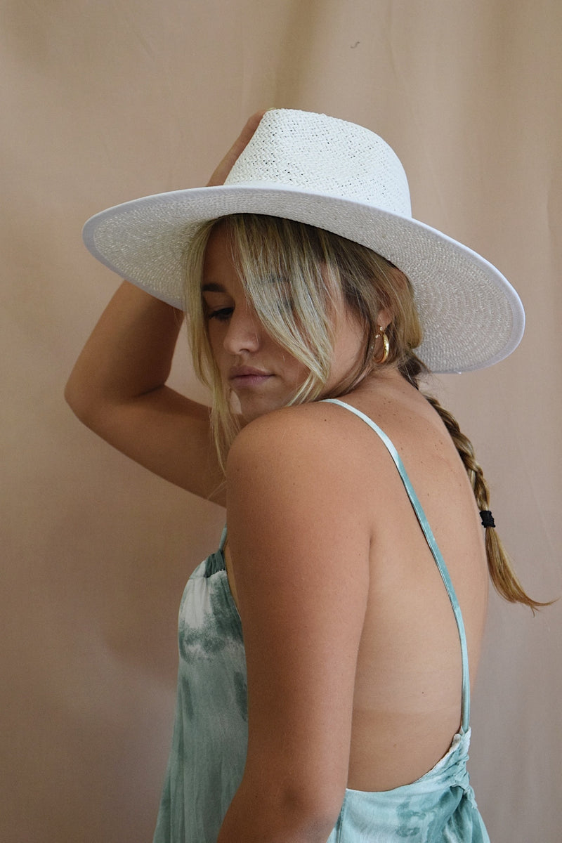 Emma White Hat