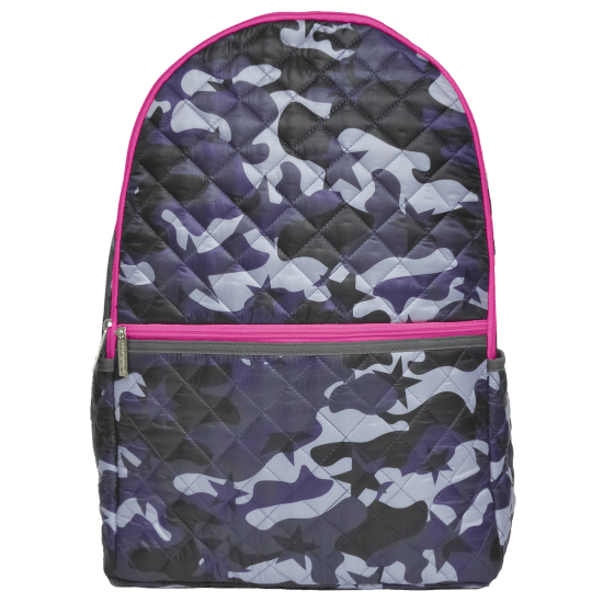 Midnight Blue Camo Backpack