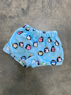 Penguin Plush Short