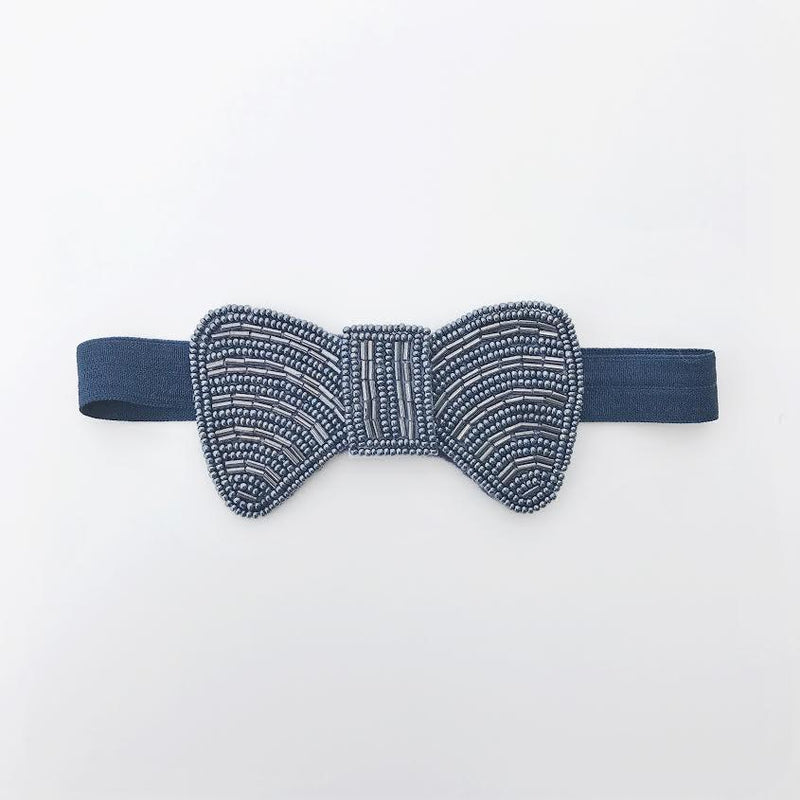 Molly Blue Bow