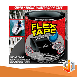 Rubberized Waterproof Tape (BUY1 TAKE1 FREE)