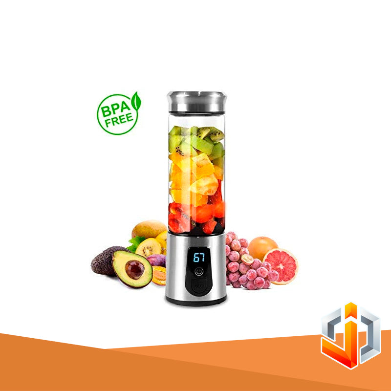 Portable USB Electric Juicer- BEST SELLER ( BUY 1 TAKE 1 )