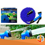 Expandable Magic Hose w/ Spray gun (30m/100ft).