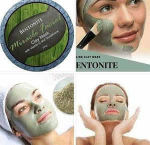 Bentonite Miracle Clay Buy 1 Take 1