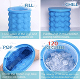 Ice Cube Maker Genie ( BUY 1 GET 1 )