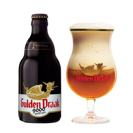 Gulden Draak Quadruple 9000 10,5% 330ml