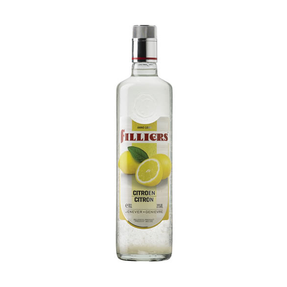 Filliers Lemon Genever 20% vol 700 ml