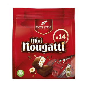 Côte d'Or Mini Nougatti 180 Gr