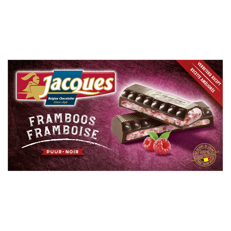 Jacques Dark With Raspberry 200 Gr