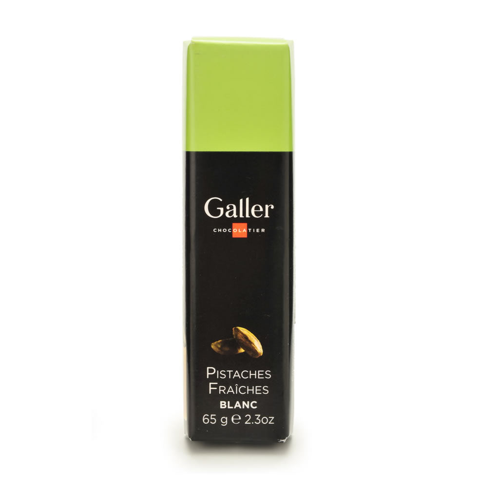Galler White With Pistachio 70 Gr