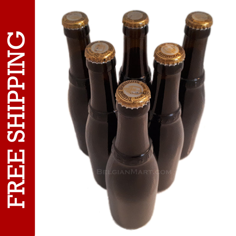 Westvleteren 12 Free Shipping Pack  6x330ml