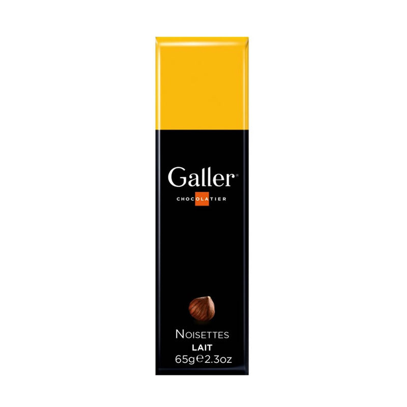 Galler Milk With Hazelnuts 65 Gr
