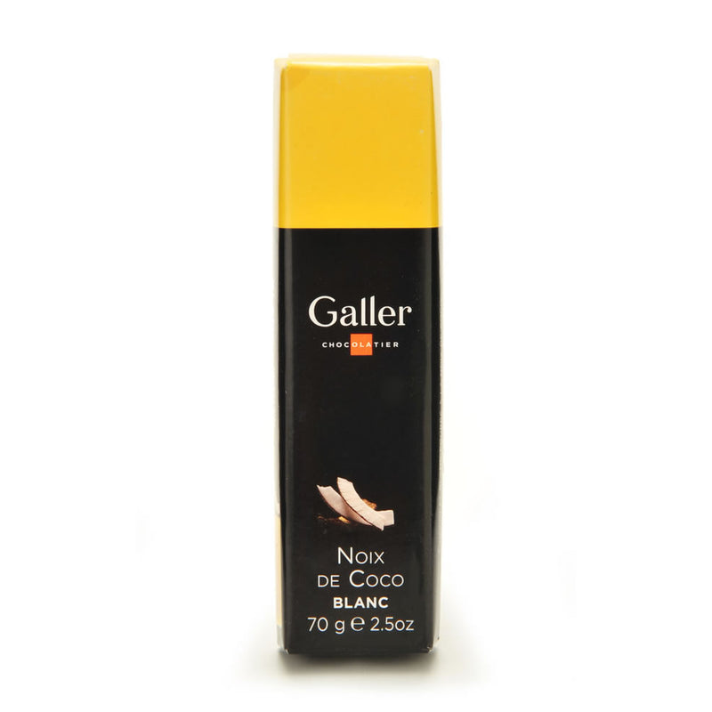 Galler White With Coconut 70 Gr