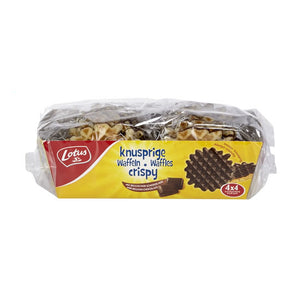 Lotus Crispy Chocolate Waffles 184 gr