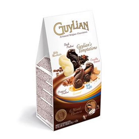 Guylian's Temptations Sea Shells 124 gr