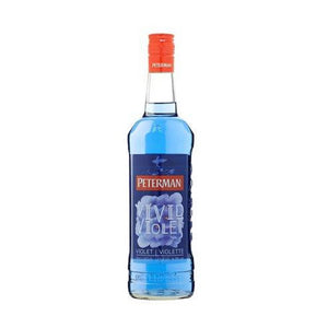 Peterman  Vivid Violet Genever 14,9% vol 700 ml