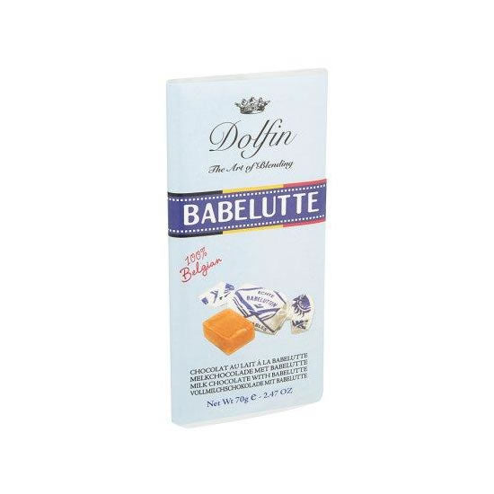 Dolfin Milk With Babelutte 70 Gr