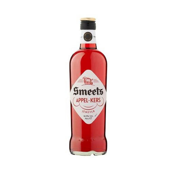 Smeets Apple-Cherry Genever 14,9% vol 700 ml