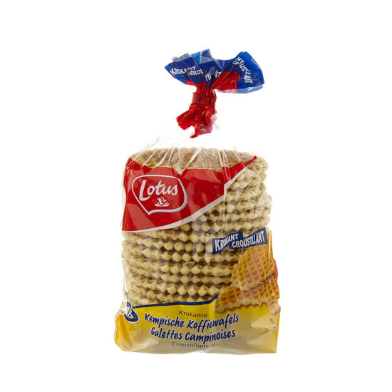 Lotus Campine Cakes - Galettes Campinoises 450 gr