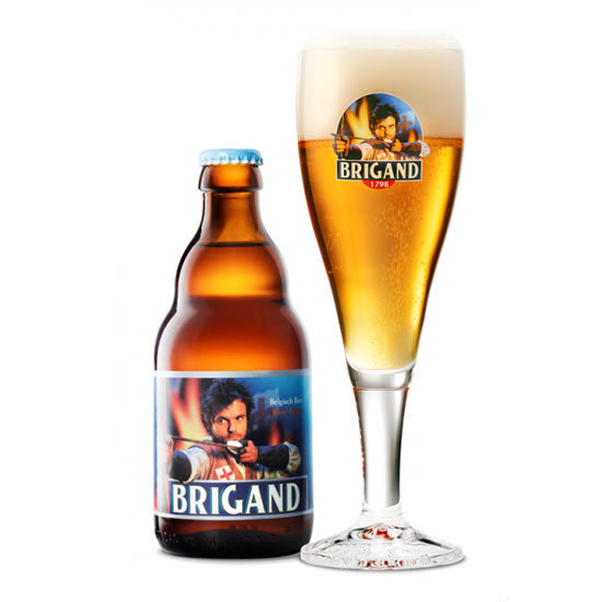 Brigand Blonde 9% 330ml
