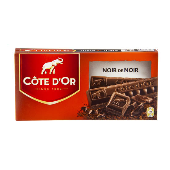 Côte d'Or Original Noir de Noir 400 Gr Dark