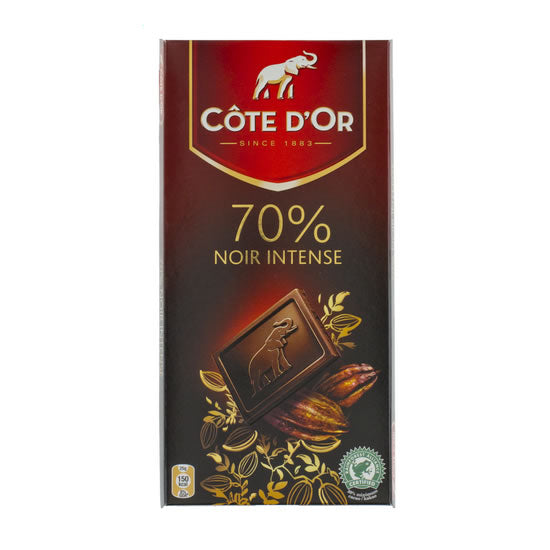 Côte d'Or Intense Dark 70% 100 Gr