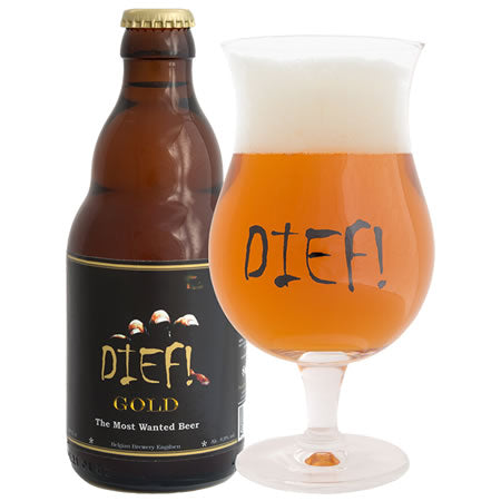Dief! Gold 8% 330ml
