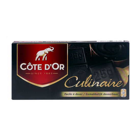 Côte d'Or Culinaire Dark 400 Gr