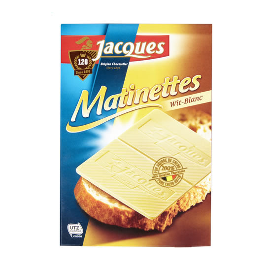 Jacques Matinettes White 128 Gr