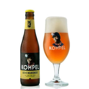 Kompel Bovengronds 6% 330ml